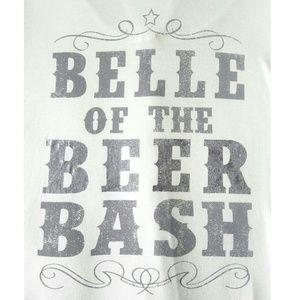 Zoe + Liv Tops - Zoe + Liv Beer Bash T-shirt